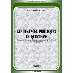 LES FINANCES PUBLIQUES EN QUESTIONS - RÉVISION DE COURS AU BAC G2 ET G3